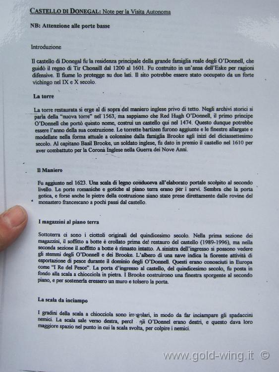 Irlanda e isola di man e inghilterra galles scozia 2012 page 4 - Posso andare in bagno in inglese ...